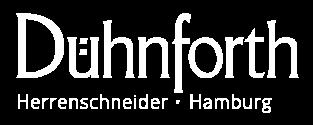 Dühnforth - Herrenschneider Hamburg - Tradition. Perfektion. Leidenschaft.